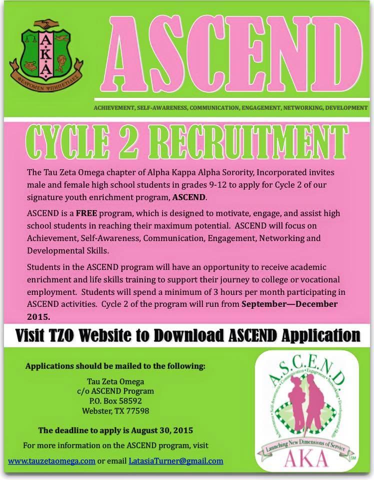 Application Flyer