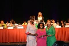 Tondra Allen receives Soror of the Year SC Region